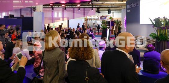 Komitex GEO visited the international exhibition Techtextile 2019 in Germany