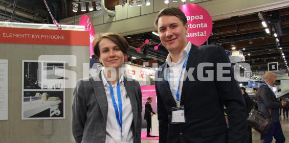 «Day of the Russian producers of construction materials» in Finland